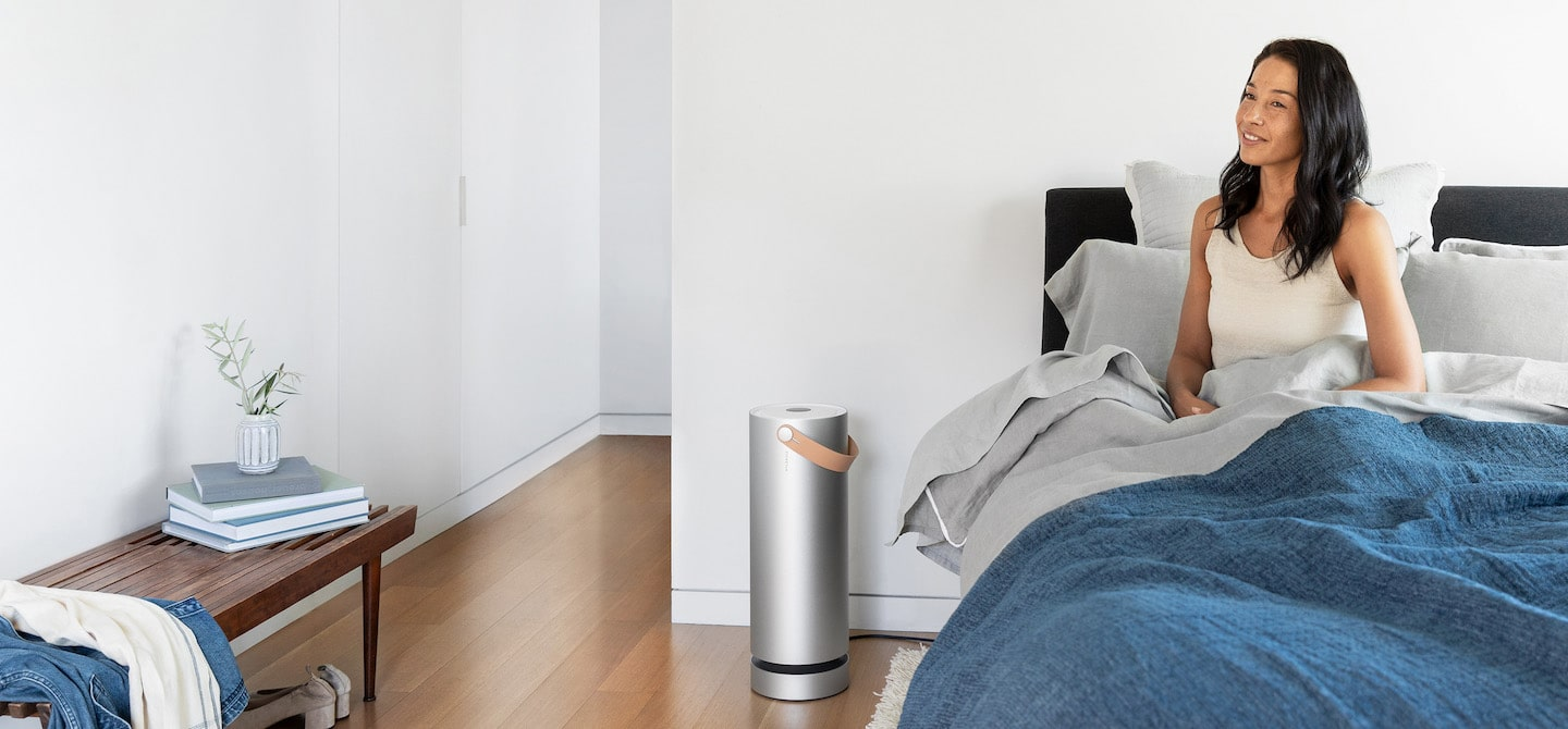Molekule Review - Air Purifier - The Wellnest by HUM Nutrition