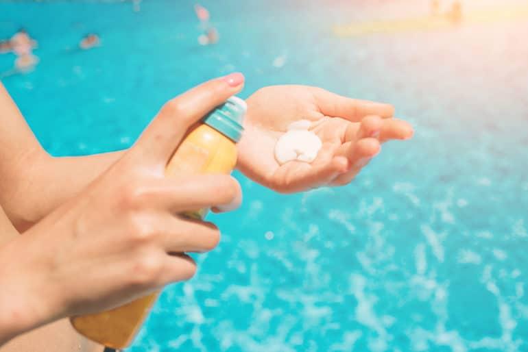 Sunscreen - Summer Breakouts - The Wellnest by HUM Nutrition