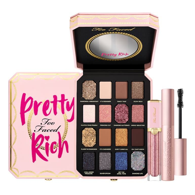 Too Faced Pretty Rich Makeup Set - Nordstrom Anniversary Beauty Sale