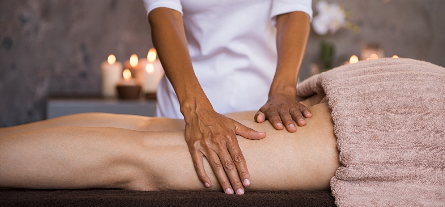 Lymphatic Drainage Massage - The Wellnest by HUM Nutrition