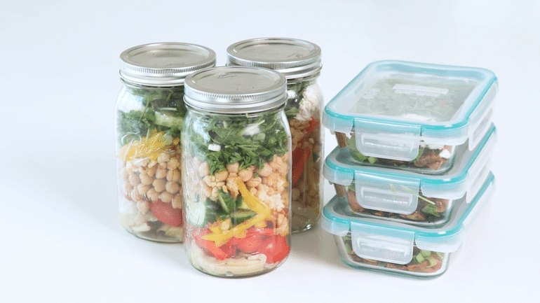 Meal Prep Recipes for Beginners | The Wellnest by HUM Nutrition