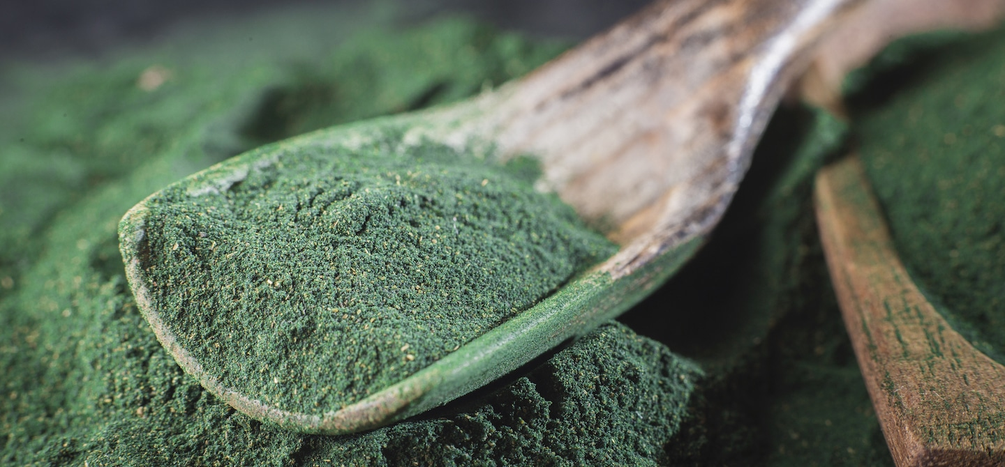 Spirulina Benefits - Spirulina - The Wellnest by HUM Nutrition