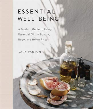 Essential Well Being by Sara Panton Vitruvi book cover art