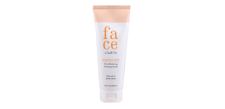 Face by Camille Rose Seedless Skin Pore-Perfecting Facial Exfoliator