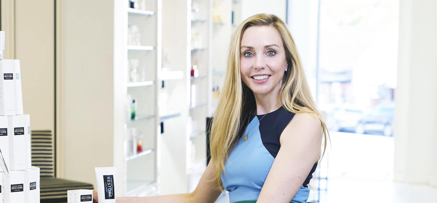 Dermatologist Heather Rogers, MD of Doctor Rogers RESTORE