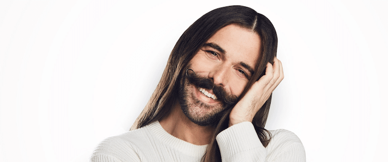 Jonathan Van Ness of Getting Curious podcast