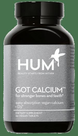 Got Calcium Supplement from HUM Nutrition