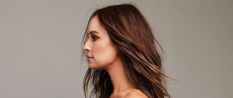 NAKED podcast host Catt Sadler