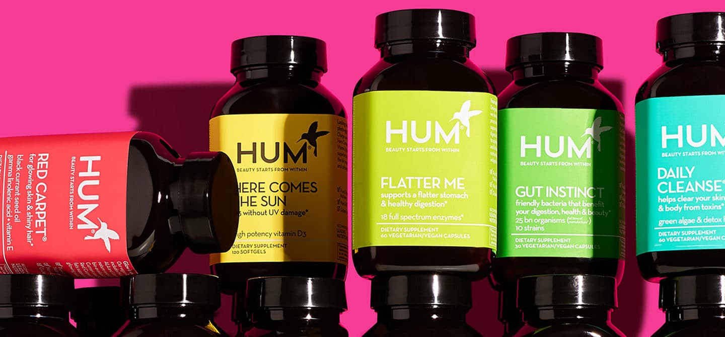 HUM Nutrition Care Package Products