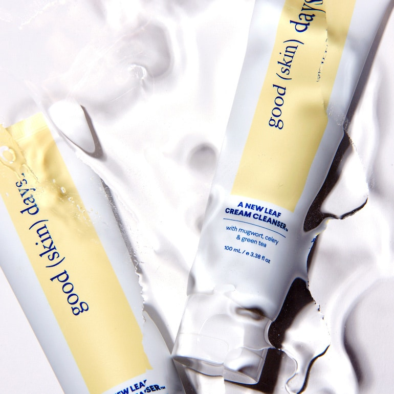 Good Skin Days Cleanser by K-beauty expert Charlotte Cho and Soko Glam
