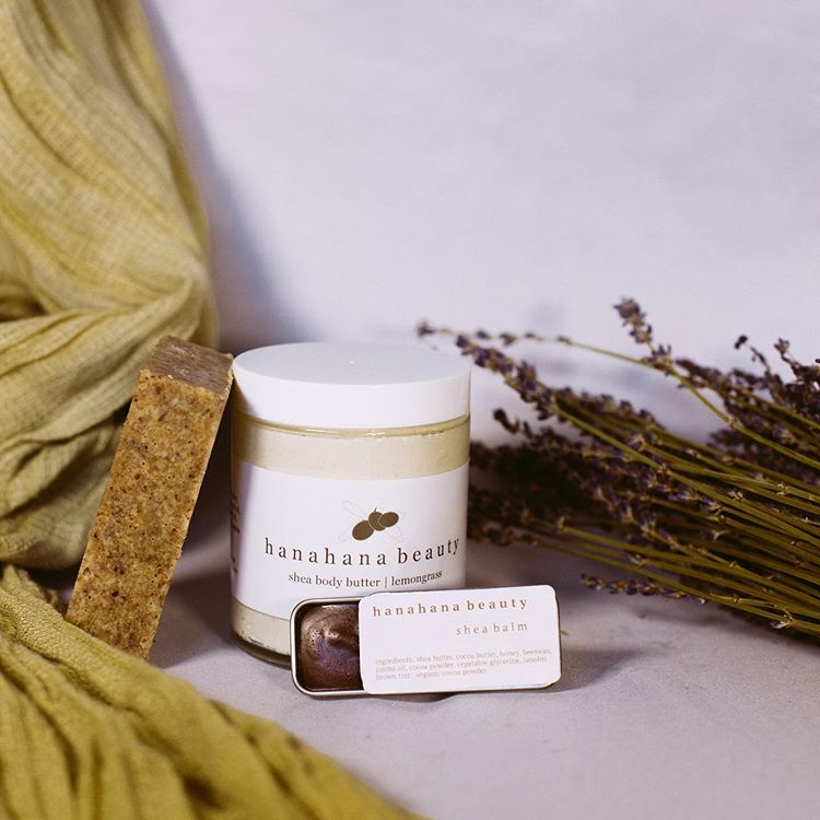 Hanahana Fair Trade Shea Butter