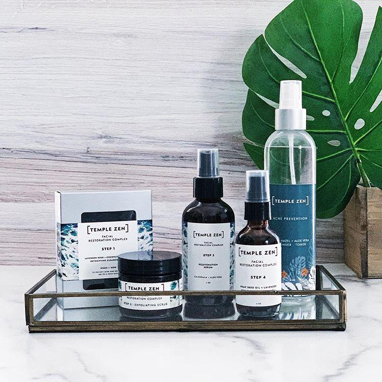 Temple Zen Natural Skincare