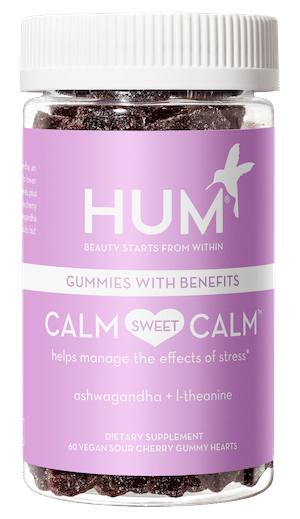 Calm Sweet Calm - Stress Gummies - Ashwagandha Gummies