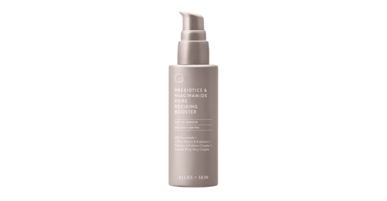 Best Niacinamide Serum - Allies of Skin Prebiotics & Niacinamide Pore Refining Booster