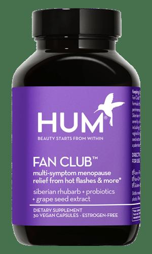 Fan Club Menopause Supplement